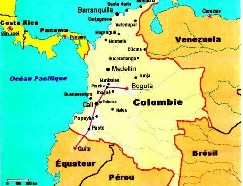 3 mois en Amérique Latine : BOGOTA ….QUITO…. LIMA…. LA PAZ