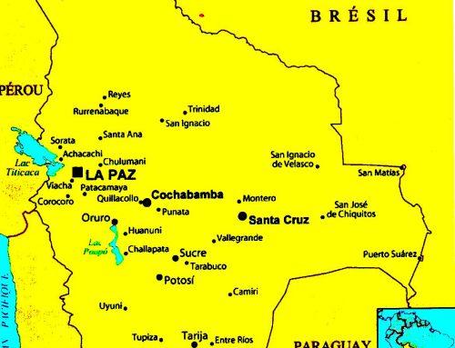 3 mois en Amérique Latine. Après le Pérou, fin du voyage. LA PAZ en BOLIVIE